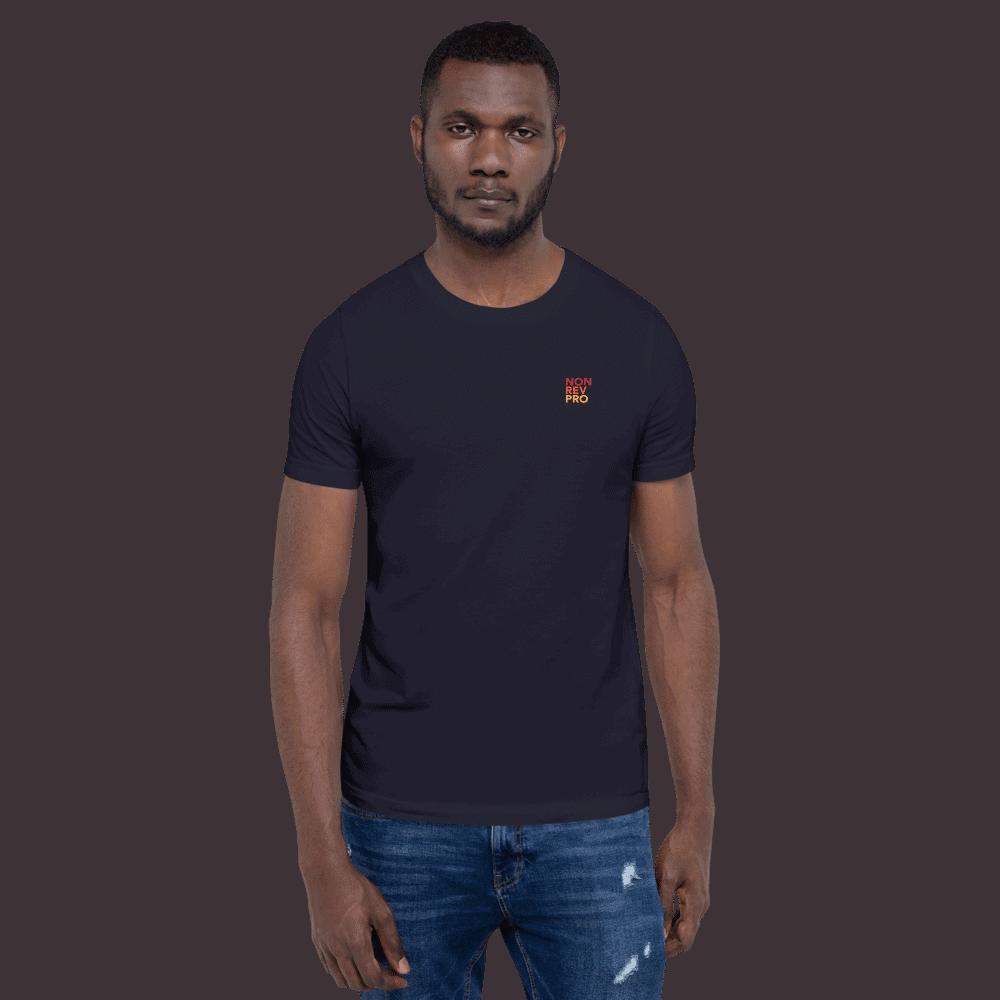 Non-rev pro T-shirt blue