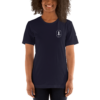 Non-rev life is the best life T-shirt Navy blue