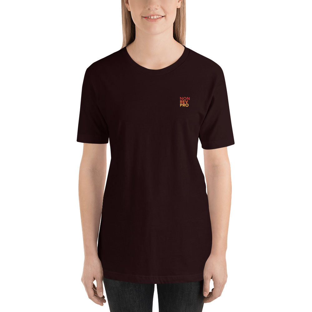 Non rev pro T-shirt Navy Blue